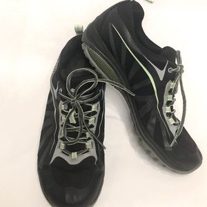 Merrell Siren edge waterproof black shoe size 10